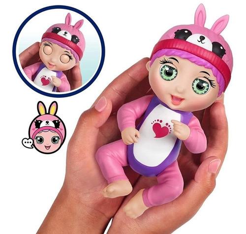 Boneca Tiny Toes Interativa - Figura Tess Cócegas - Sunny