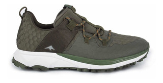 Zapatillas Montagne Fast Traction Running Militar