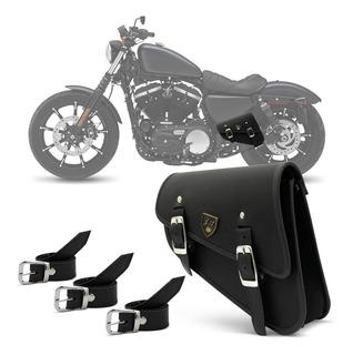 Alforge Lateral De Balança Harley Davidson Sportster 883