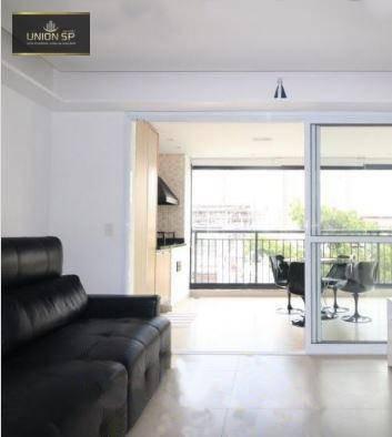 Imagem 1 de 11 de Apartamento Com 2 Dormitórios À Venda, 65 M² Por R$ 1.378.000 - Brooklin - São Paulo/sp - Ap49517