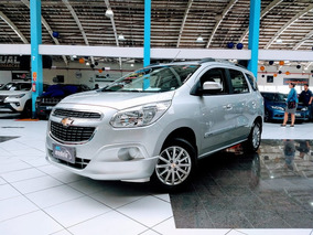Chevrolet Spin 1.8l At Lt 2015
