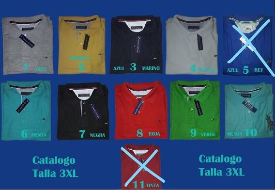 Playera Caballero Tallas Extras 2xl Y 3xl