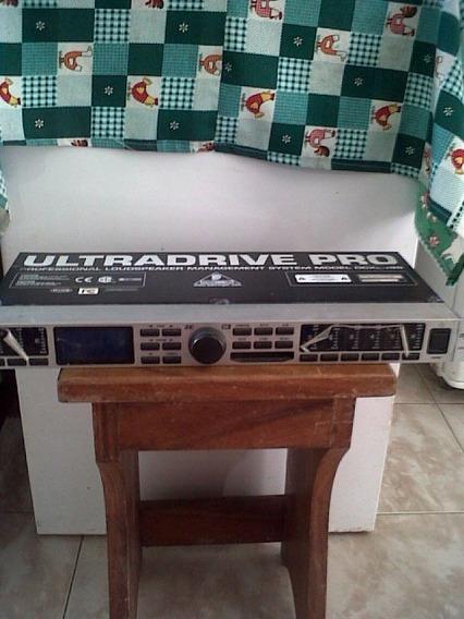 Proceso Driverack Beringuer Ultradriverpro Dcx2496 Dbx Crown