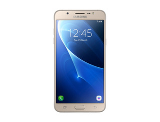 Samsung Galaxy J7 Metal J710m 16gb Dual Dourado Mancha Tela