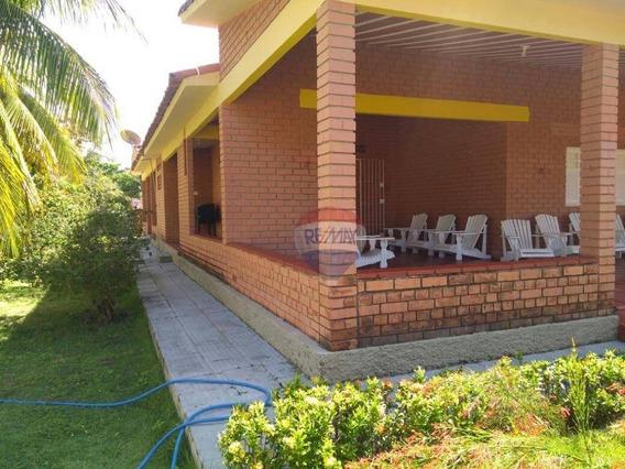 Excelente Casa De Praia - Ca0052