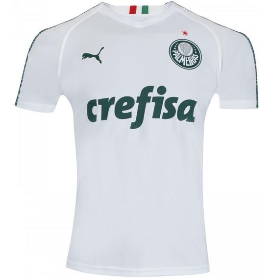 Nova Camisa Palmeiras Masc Oficial Il 19-20 - Personalizada!