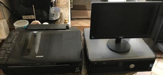 Computador Dell Mod. Optiplex 380 - Completíssimo