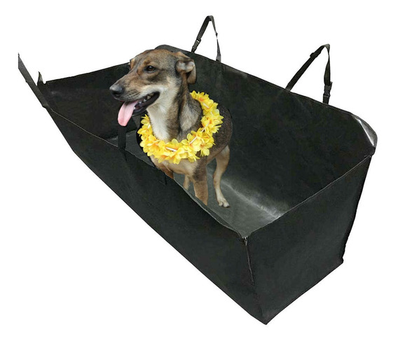 Capa Protetora Cachorro Impermeável Banco Traseiro Ou Porta Malas Carro Cao Pet