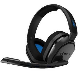 Auriculares Gamer Astro A10 Blue Logitech Ps4 Xbox Pc