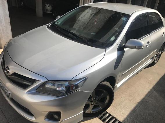 Corolla Xrs Xei Completo D Fabrica - Todas Revisões N Toyota