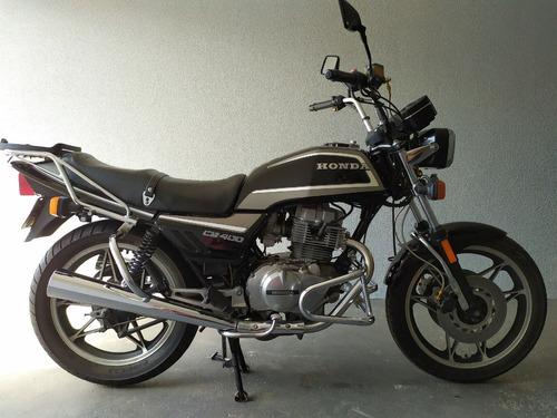 Cb 400/450 - Tucunaré - 1984