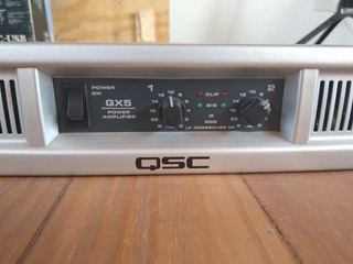 Potencia Qsc Gx5