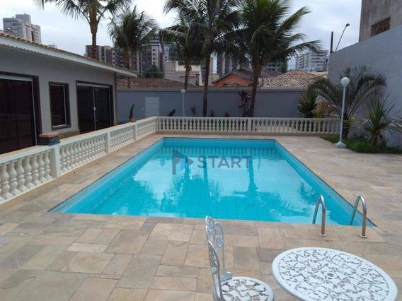 Casa 3 Suites Canto Do Forte Proximo A Praia - Ca0645