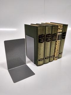 Sujetalibros Soportes Porta Libros (10 Piezas) Extra Grandes