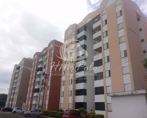 Imagem 1 de 23 de Apartamento À Venda Em Parque Camelias - Ap001164