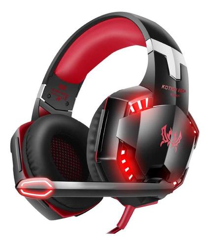 Audífonos Headset Gamer Con Micrófono Pc Xbox Ps4 Calidad