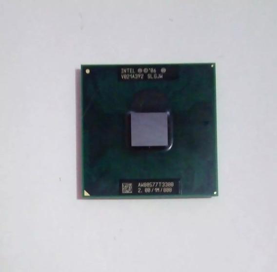 Processador Intel® Celeron® T3300 Cache De 1 M, 2,00 Ghz
