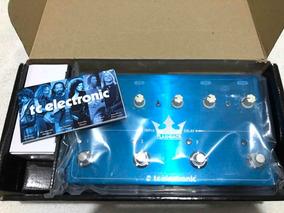 Pedal Para Guitarra Tc Electronic Flashback Triple Delay