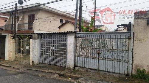 Casa Para Venda Em São Paulo, Jardim Monte Kemel, 2 Dormitórios, 3 Banheiros, 3 Vagas - Ca0144_1-1009806