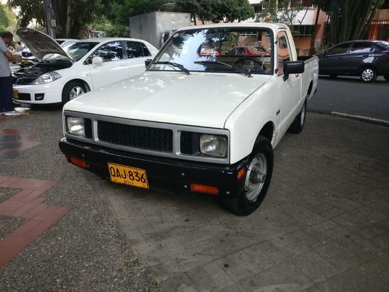 Chevrolet Luv 4x4 Platon 1986