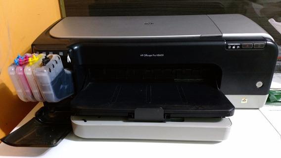 Impressora Hp K8600, Problema Na Cabeça De Impressão