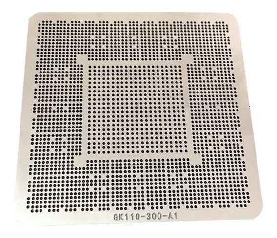 Stencil Calor Direto Gk110-300-a1 0.5mm Gtx 780, 980ti