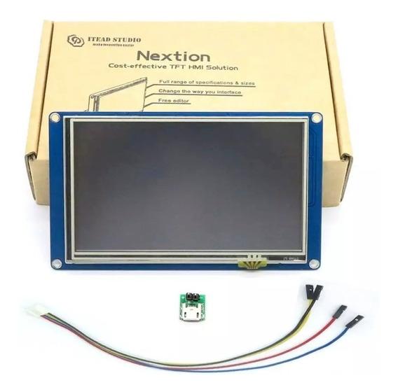 Display Lcd Nextion 3.5 Nx4832t035 Tft Hmi