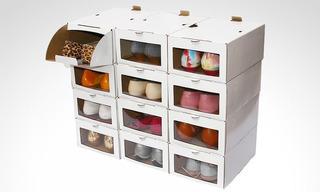 Cajas Organizadoras De Zapatos (hasta Talle 46) Pack X 12