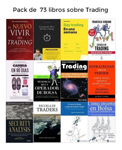 Libros De Trading, Bolsa