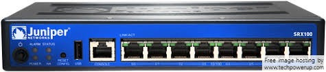 Firewall Juniper Nteworks Secure Services Gateway Srx100