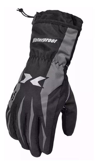 Luva X11 Dry Impermeavel Motociclista Motocross Motoqueiro