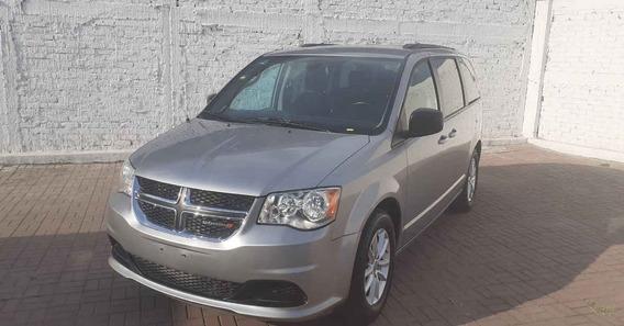 Dodge Grand Caravan 2018 5p Sxt V6/3.6 Aut
