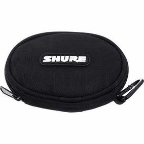 Bolsa / Case Shure Para Fone In Ear
