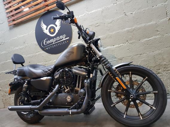 Harley Davidson Xl 883 Iron 2018