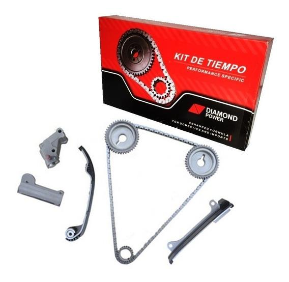 Kit De Tiempo Cadenas Nissan Sentra B15 Qg18de 00-06