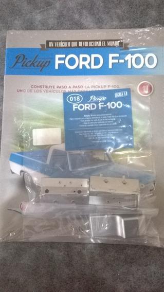 Pickup Ford F - 100 Para Armar Nro 18