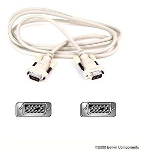 Cable Para Monitor Belkin