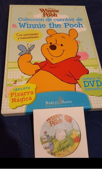 Colección De Cuentos De Winnie The Pooh
