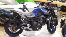 Yamaha Mt 09,marellisports