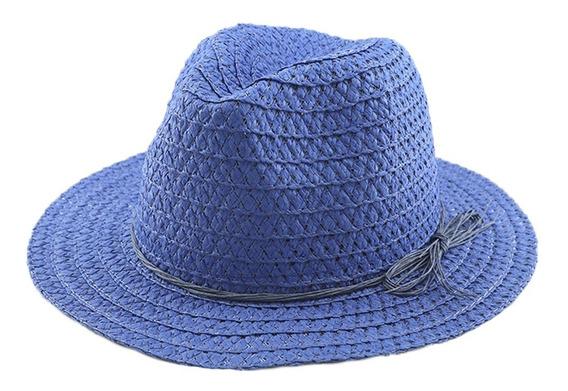 Sombrero Panamá Para Niños Unisex Art.290034