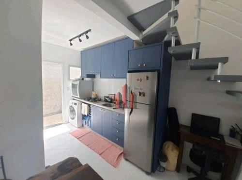 Sobrado Com 2 Dormitórios À Venda, 65 M² Por R$ 450.000,00 - Campeche - Florianópolis/sc - So0870