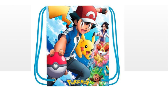 Morralitos Fiestas Infantiles! 35 Piezas Pokemon****