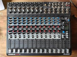 Rebajada!! Alesis Multimix 16 Firewire. Mixer E Interfaz