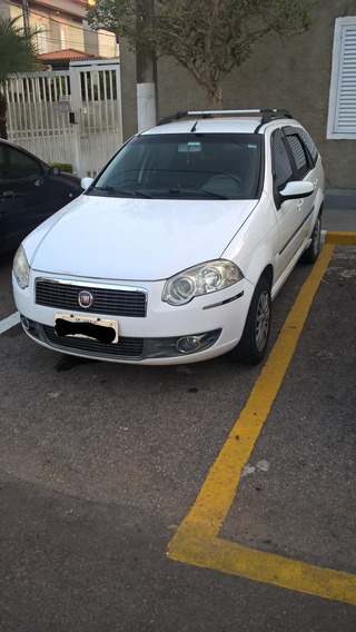 Fiat Palio Weekend 2009/2010 1.4 Elx Flex 5p