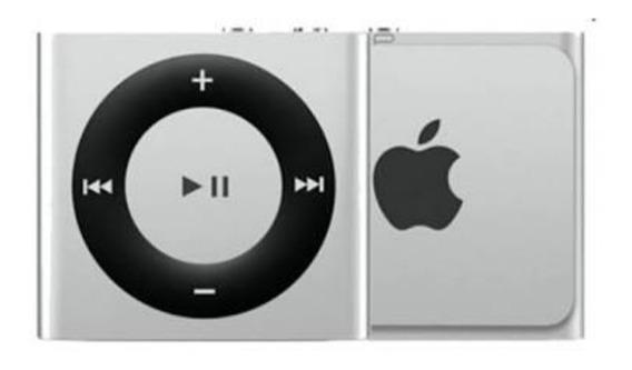 iPod Shuffle 2gb Modelo A1373 4ª Geração
