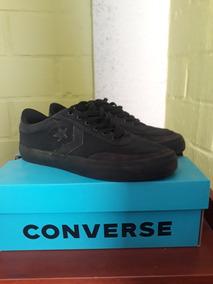 Converse Courtlandt Ox Black Talla 8 Unisex