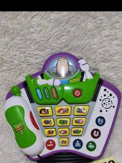 Teléfono De Juguete De Buzz