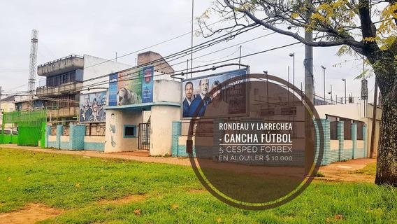 Fondo De Comercio Futbol 5 Rondeau Y Larrechea- Alberdi