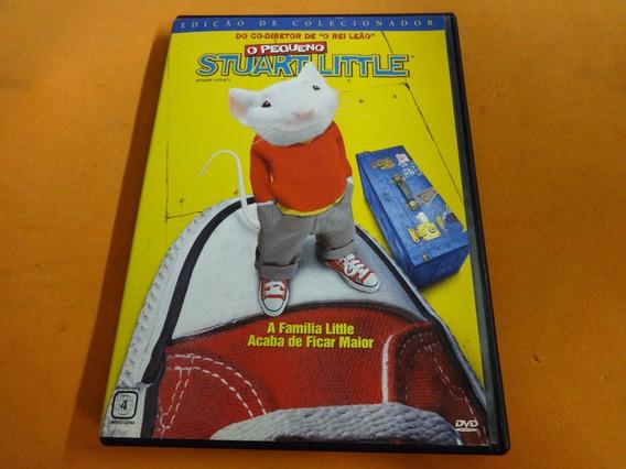 Filme O Pequeno Stuart Little Original Dvd