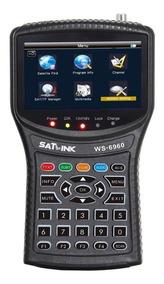 Atualização Satlink Ws-6960 Hd Original Março 2019